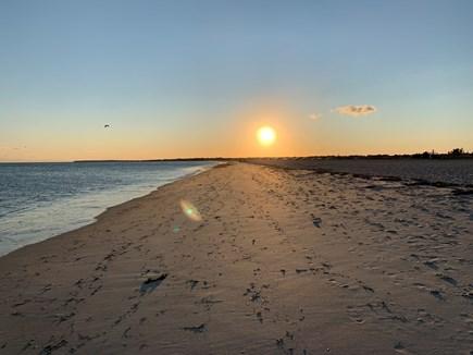 Dennis Port Cape Cod vacation rental - West Dennis beach