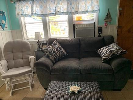 Dennis Port Cape Cod vacation rental - Cozy Living Area