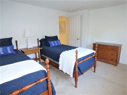 Harwich Cape Cod vacation rental - Other 2nd floor bedroom with twin beds