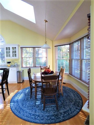 Harwich Cape Cod vacation rental - Added eating area in kitchen