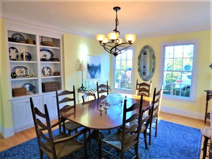 Harwich Cape Cod vacation rental - Separate dining room