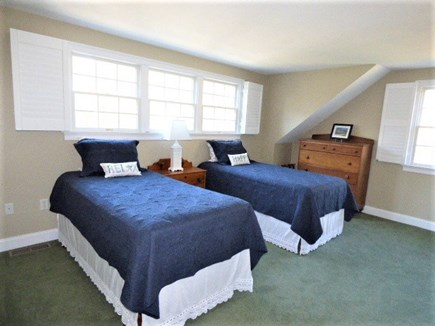 Harwich Cape Cod vacation rental - 2nd floor twin bedroom