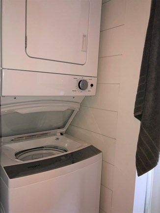 West Harwich Cape Cod vacation rental - Washer/dryer