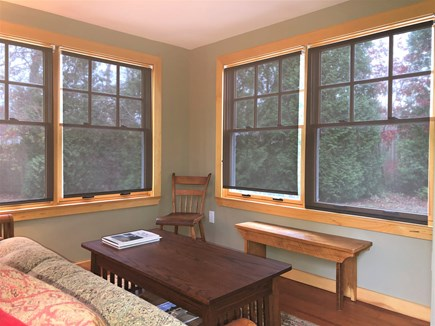 West Harwich Cape Cod vacation rental - Sunroom