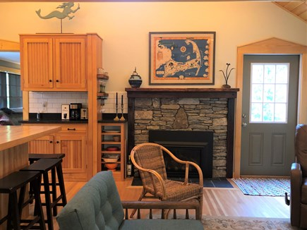 West Harwich Cape Cod vacation rental - Beautiful craftmanship