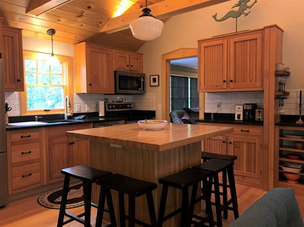 West Harwich Cape Cod vacation rental - Gorgeous kitchen