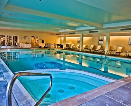 Brewster Cape Cod vacation rental - 1 of 2 indoor pools.  Fletcher pool is a 2 min walk away.