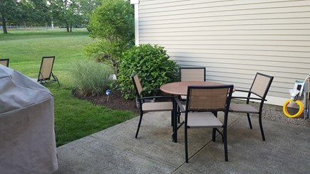 Brewster Cape Cod vacation rental - Outdoor grill and patio