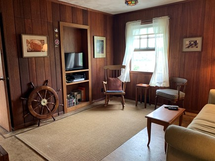 Chatham Cape Cod vacation rental - Den with Cable TV