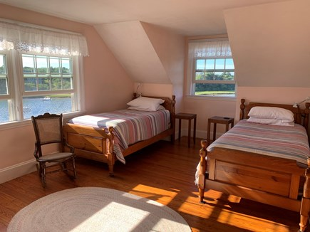 Chatham Cape Cod vacation rental - Bedroom 5 - second floor, two twin beds