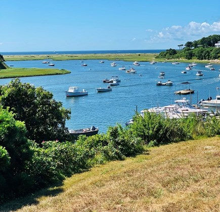 Chatham Cape Cod vacation rental - View from front patio