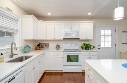 Dennis Port Cape Cod vacation rental - Granite top, new appliances, fully equipped kitchen