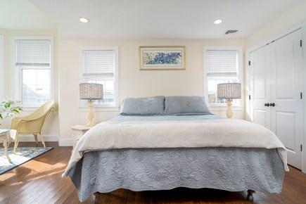 Dennis Port Cape Cod vacation rental - King bedroom, flat screen tv, large closets
