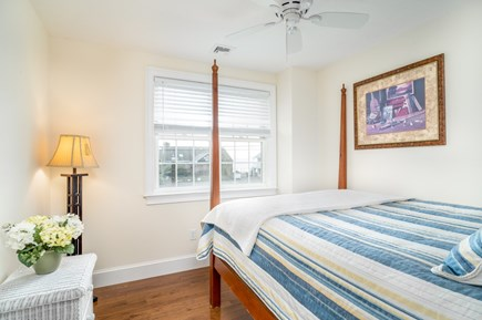 Dennis Port Cape Cod vacation rental - Queen bedroom with a view