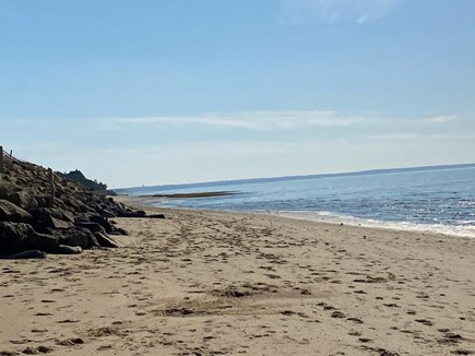 Eastham Cape Cod vacation rental - Cooks Brook Beach, a quiet, bayside beach for the whole family.