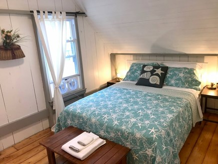 Onset MA vacation rental - Queen sized master bedroom.