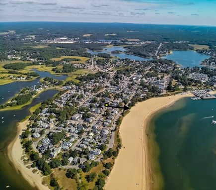 Onset MA vacation rental - Onset, known for its great beach and warmer calm waters