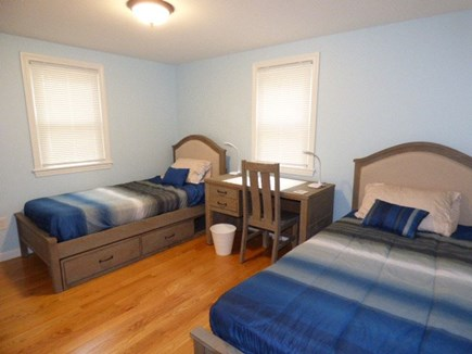 South Dennis Cape Cod vacation rental - 2 twins in 3rd bedroom