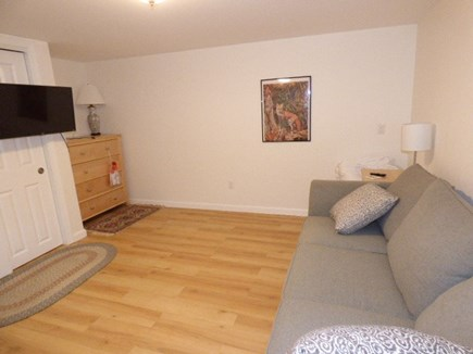 South Dennis Cape Cod vacation rental - Basement finished bedroom is the 4th bedroom with pullout