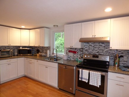 South Dennis Cape Cod vacation rental - Fully equipped kitchen
