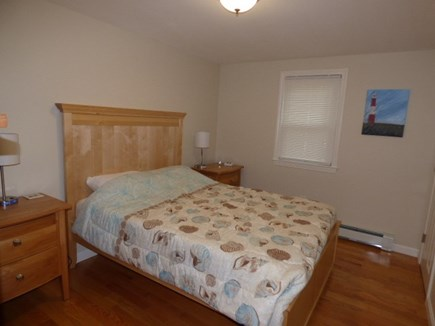 South Dennis Cape Cod vacation rental - 1st floor master bedroom with queen bed