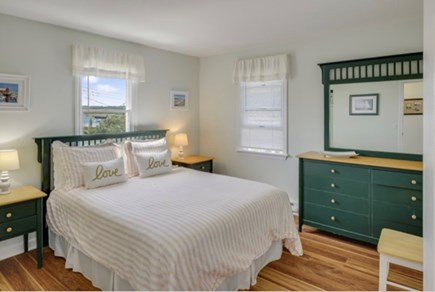East Sandwich Cape Cod vacation rental - Main level bedroom - Queen