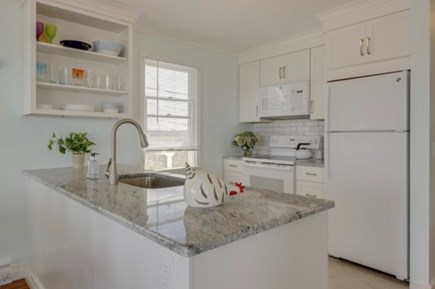 East Sandwich Cape Cod vacation rental - Newly renovated kitchen