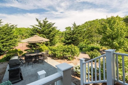 Provincetown Cape Cod vacation rental - Relax on the patio