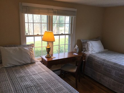 Harwich Center Cape Cod vacation rental - Second bedroom has twin beds