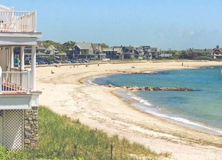 Falmouth Cape Cod vacation rental - Falmouth Heights Beach (10-15 min walk)