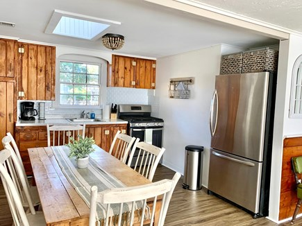 Falmouth Cape Cod vacation rental - Kitchen view