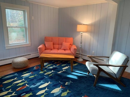 Wellfleet Cape Cod vacation rental - A perfect spot to read!