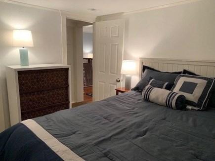 Wellfleet Cape Cod vacation rental - Sweet Dreams in the queen size bed.