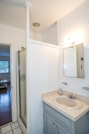 Dennis, Mayflower Beach Cape Cod vacation rental - First Floor Bathroom