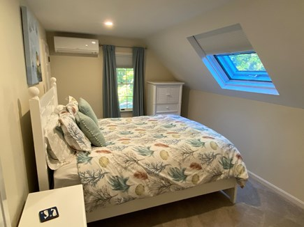 Osterville Cape Cod vacation rental - Upstairs Bedroom #1: Queen bed for two