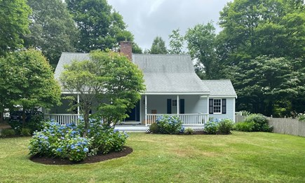 Osterville Cape Cod vacation rental - Spacious farmers porch! Perfect for unwinding after the beach