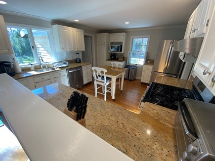 Osterville Cape Cod vacation rental - Fully functional kitchen for new or experienced cooks