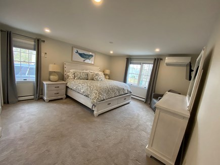 Osterville Cape Cod vacation rental - 1st floor Master Suite with King Bed is a private getaway