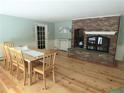 Dennis Cape Cod vacation rental - Large Dining area open to Kitchen
