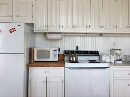 Truro Cape Cod vacation rental - A bright, well appointed kitchen.