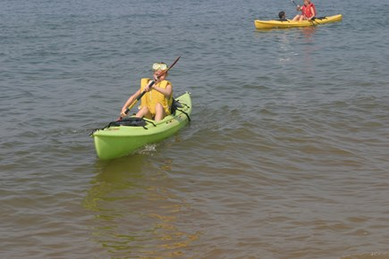 Truro Cape Cod vacation rental - Rent a kayak or bring your own and paddle from your door.