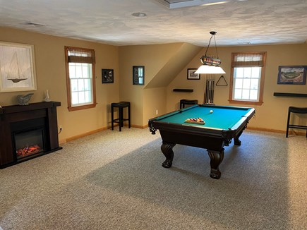 West Yarmouth (Seagull Beach) Cape Cod vacation rental - Large Family/Pool Room.