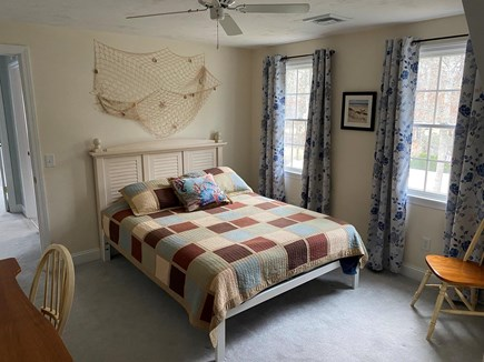 West Yarmouth (Seagull Beach) Cape Cod vacation rental - 2nd bedroom with queen.