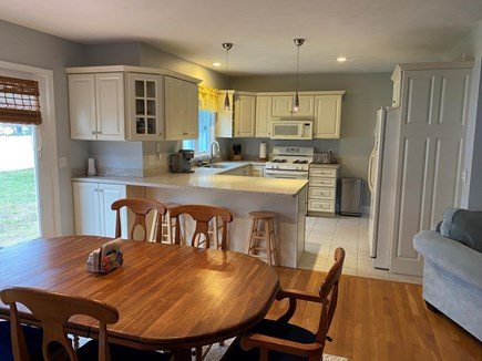 West Yarmouth (Seagull Beach) Cape Cod vacation rental - Modern, bright, and well-equipped kitchen.
