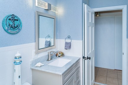 Bourne Cape Cod vacation rental - Bathroom