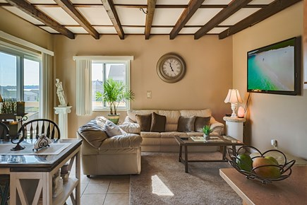 Bourne Cape Cod vacation rental - Enjoy your bright, sunny living room