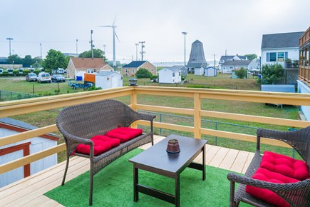 Bourne Cape Cod vacation rental - Relax on the patio