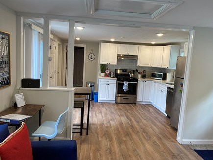 West Yarmouth Cape Cod vacation rental - Open floor concept