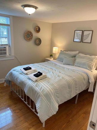 West Yarmouth Cape Cod vacation rental - Main bedroom with queen size bed