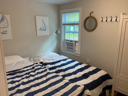 West Yarmouth Cape Cod vacation rental - Second #2: Twin size bed that expands to a king size with Armoire